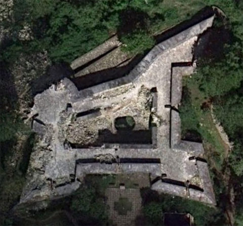 Fort Jacques
